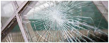 Roehampton Smashed Glass
